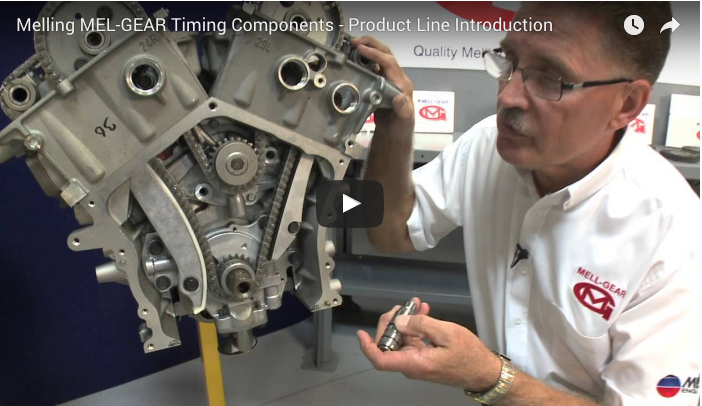 Melling MEL-GEAR Timing Components - Product Line Introduction