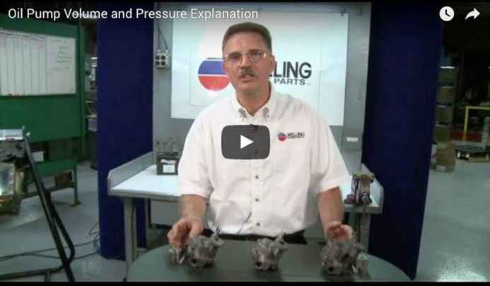 Oil Pump Volume and Pressure Explanation