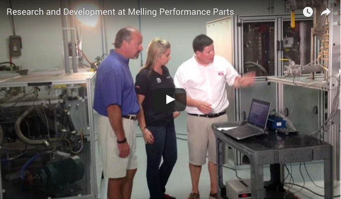 Research and Development at Melling Performance Parts