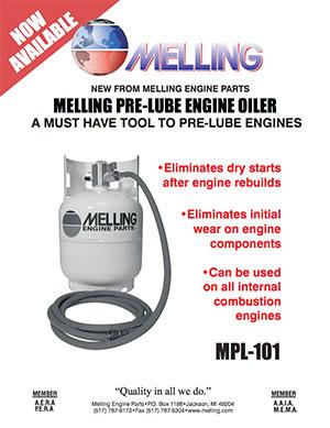 Engine PreLube - Melling