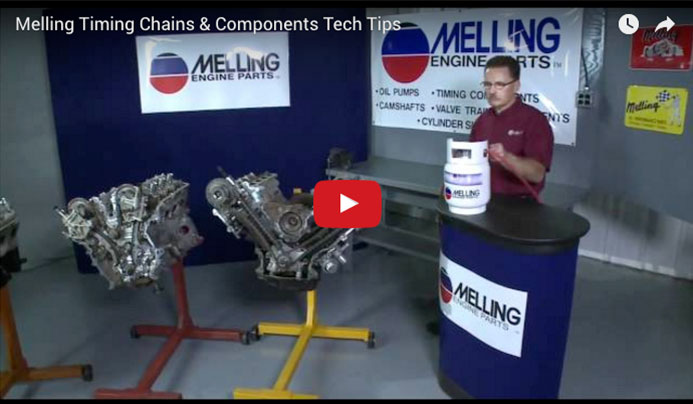 Melling Timing Chains & Components Tech Tips