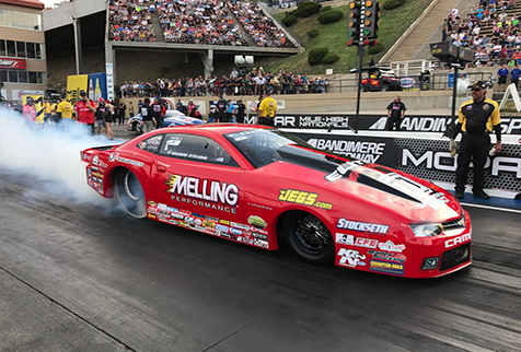 Select Performance Erica Enders