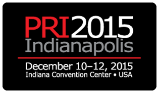 Join us at the PRI Show - Dec 10-12th