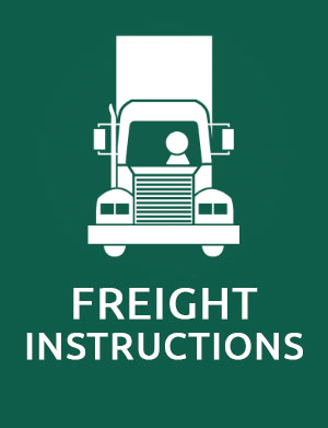 Freight Instructions