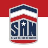 sema action network logo
