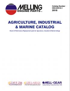 AGRICULTURE, INDUSTRIAL & MARINE CATALOG