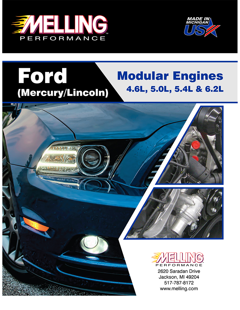 Ford Module Engine Catalog