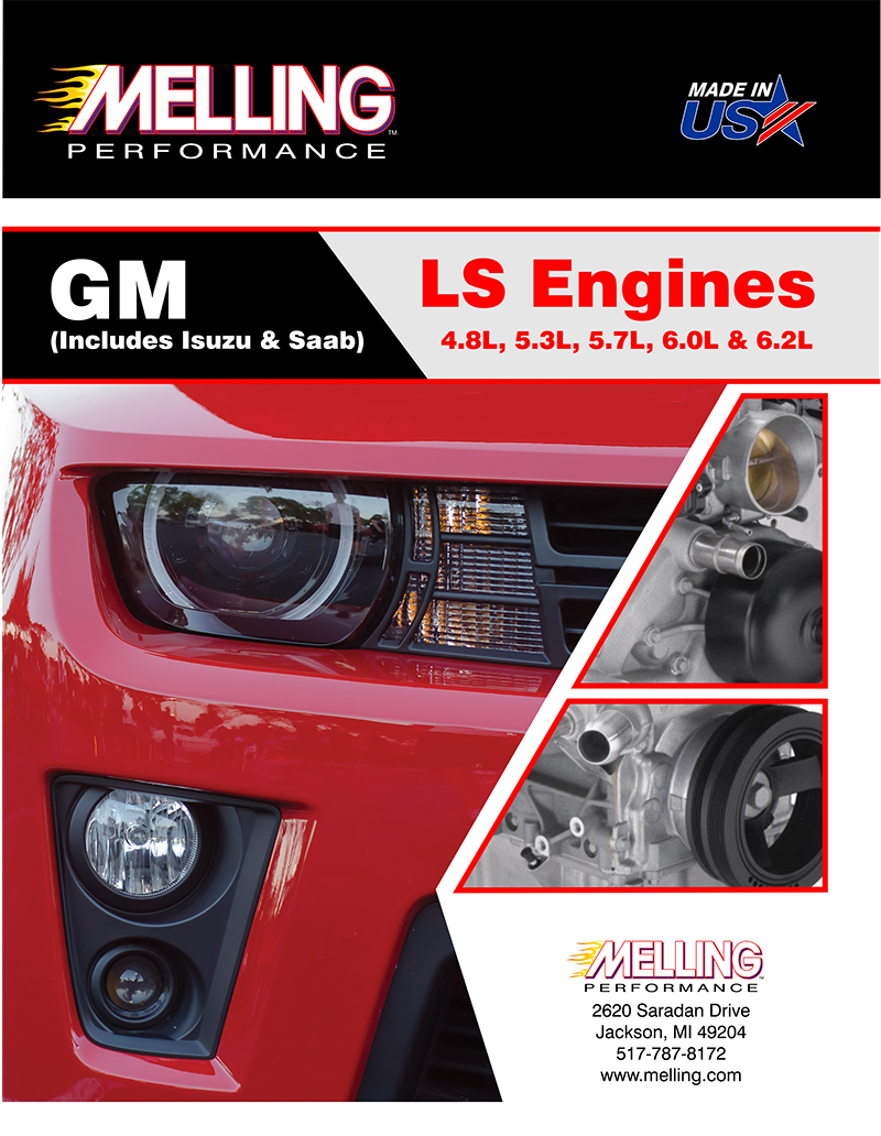 GM LS Engine Catalog