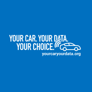 Your Car. Your Data. Your Choice.