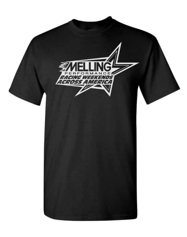 melling shirt